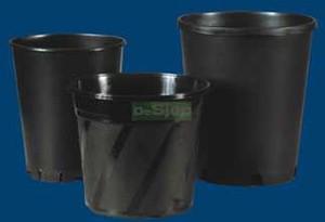 Pot rond PP Ø22x26cm 7 Ltr. Rozenpot
