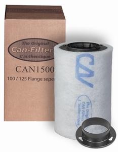 Can 1500 Koolfilter 75m³ Ø15cm 25h flens op maat