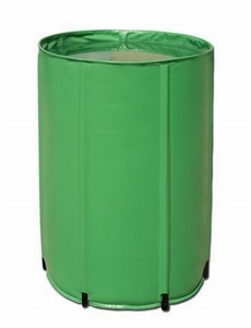 Aquaking opvouwbaar watervat PVC 100ltr.