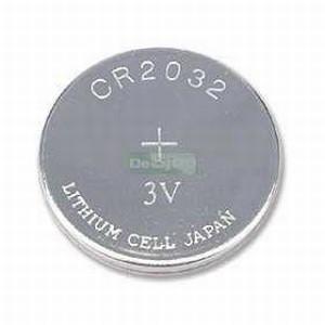 Batterij cr-2032 plat voor weegschaal