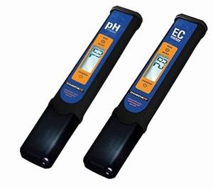 CheckIt Digitale PH meter en EC meter
