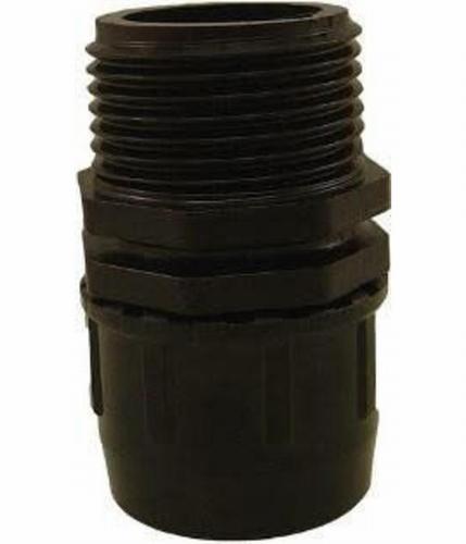 PE 25mm x 1''buitendraad easy, gebruikt