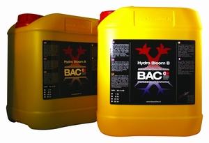 BAC Hydro voeding A&B 5ltr Bloei
