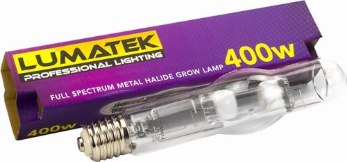 Lumatek full spectrum metal halide lamp 400 Watt
