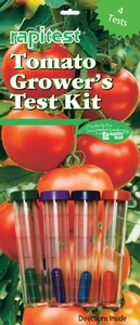 Rapitest 1610CS Soil Test Kit tomatoes  4X