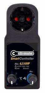 Cli-mate Smart controller 6.5 amp met sensor