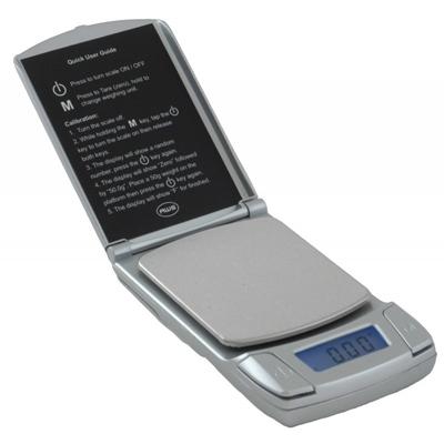 Weegschaal GSM 300 x 0,1gr met batterijen