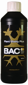 bac plant vitality plus instructions