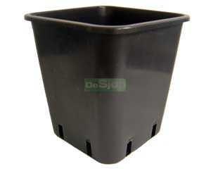 Wilma container Pot vierkant 25x25x26cm 11ltr kix