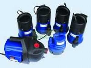 AquaKing Dompelpomp Q2503 / 5000 ltr/h / 250W / 0,6bar