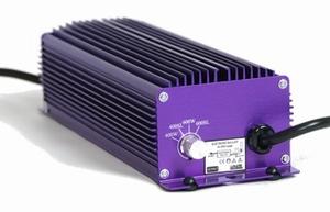 Lumatek evsa 600 watt Regelbaar (dimmable) met Super Lumens