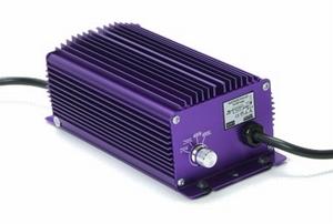 Lumatek evsa 400 watt Regelbaar (dimmable) met Super Lumens