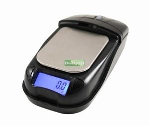 Weegschaal mouse scale (muis) usb oplaadbaar 0,01
