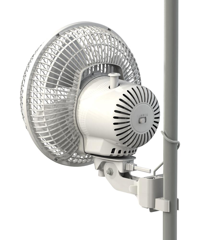 Secret Jardin Monkey fan zwenk paal ventilator 21cm 20watt