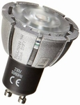 LED Premiumline Reflektor 51mm 4W GU10 dimbaar
