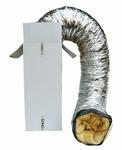 Sono geluiddempend slang 160 mm. doos 5mtr.