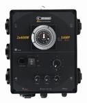 Cli-Mate mini grower 2x600watt fan controller 1xkachel 1xcon