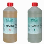 Canna Hydro Flores A + B 1 liter
