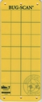 Biobest Vliegenvang kaart geel 10 stuk (signaal kaart)