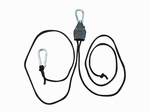 Light fixture Rope Ratchet 68KG Hangers (per set)