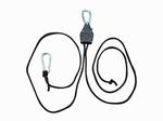 Light fixture Rope Ratchet 68KG Hangers (per set)