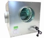 Metalen Softbox 550m³ 65watt 1x160 in 1x160 uit