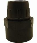 PE 25mm x 1''binnendraad easy, gebruikt