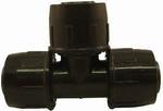 PE T-stuk 25x25x25mm easy