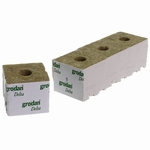 Startblok Grodan 7,5x7,5cm. klein blok-klein gat