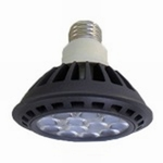 12W Led lens spot bloeifase e27 fitting