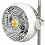 Secret Jardin Monkey fan tent paal ventilator 23cm 30watt