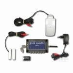 SMS COM Basis alarm met 1x bewegingmeld,1x magneetcon.