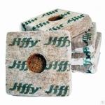 Jiffy Grow Block 10x10x6.5 cm per stuk