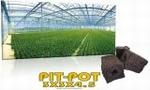 Pit Pot pluggen 3x3x4,5