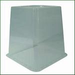 Wilma Propagator kix voor Pot vierkant 25x25x26cm 11ltr  B11